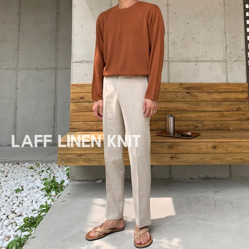 LAFF LINEN KNIT(5color)
